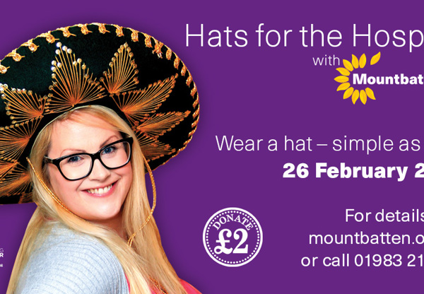 Hats for the Hospice 2021