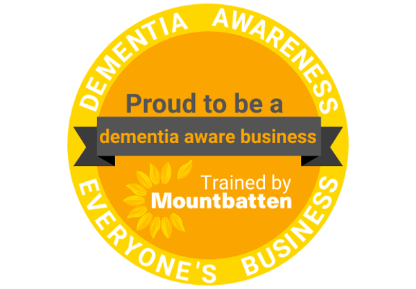 Dementia awareness for business