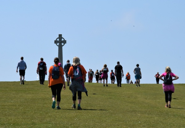 Extra special Walk the Wight for 2020