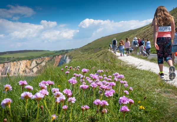 An 'extraordinary' Walk the Wight