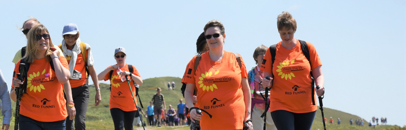Register to Walk the Wight