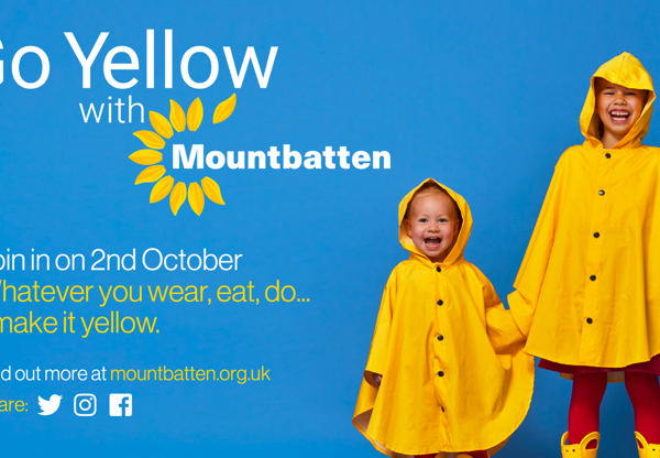 Get set to Go Yellow with Mountbatten