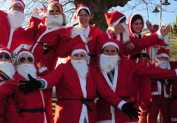 Santa Dash 2020 cancelled