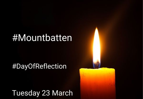 Mountbatten Day of Reflection – 23 March